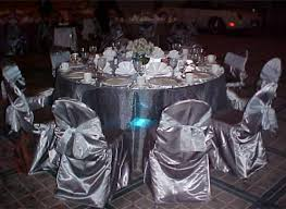 silver chair covers simply fab just another site