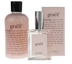 philosophy philosophy skin care body lotion qvc com philosophy amazing grace shower gel spray fragrance a67902