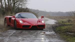 ferrari enzo watch a ferrari enzo go rallying top gear