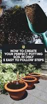 Vegetable Garden Soil Mix by Best 20 Potting Soil Ideas On Pinterest Container Gardening