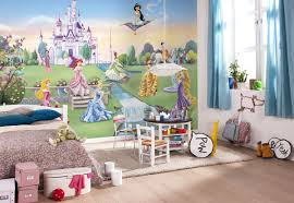 wall mural princess castle