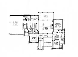 Size Of Three Car Garage House Plans By Foundation Size House Plans