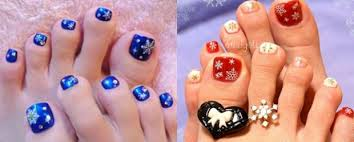 best easy toenail art designs to do at home ideas decorating