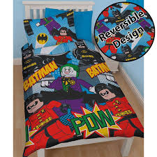 Lego Bedding Set Lego Dc Superheroes Batman Dynamic Single Us
