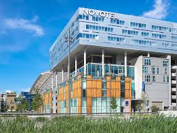 confluence architecture hotel in lyon novotel lyon confluence