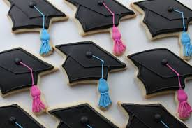 graduation cookies graduation cookies and a giveaway lil miss cakes