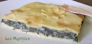 cuisiner les feuilles de blettes feuilles de blettes en croute vegan les myrtilles bio recettes