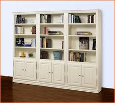 Wall Bookcases With Doors Spacious Bookcases With Doors On Bottom 13339 In Wingsberthouse
