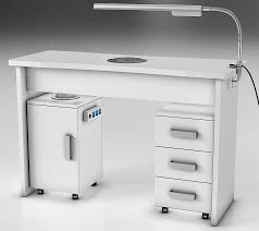 imc vented nail table elegant manicure tables for your nail shop the new way home decor