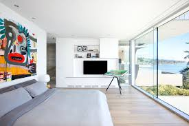 Design House Furniture Vancouver by Minimalist Concrete House With Intimate Interior Spaces And