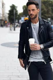 mens leather jackets black friday lambskin leather jacket genuine mens stylish biker motorcycle