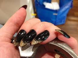 stiletto nail design 16 extravagant nails look miracle