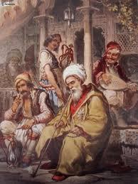 Ottoman Cafe Ottoman Cafe Amadeo Preziosi Canvas