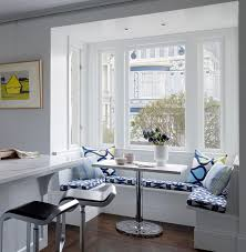 Window With Seat - making your kitchen the best seat in the house
