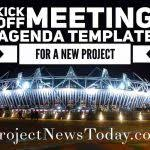 7 agenda items for a successful project kickoff meeting