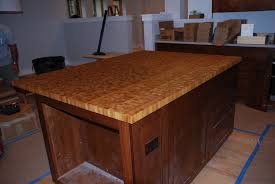 bamboo kitchen island old and vintage diy bamboo butcher block island countertops with oak