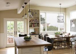 Drop Lights For Kitchen Island by Pendant Lighting Over Kitchen Farmhouse With Barstools Midcentury