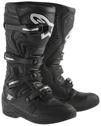most comfortable motocross boots alpinestars tech 5 boots revzilla