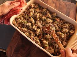 bread dressing recipes for thanksgiving the food lab how to make vegan stuffing that really rocks