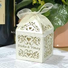 souvenir for wedding favor boxes for wedding wedding souvenir favor cut vines