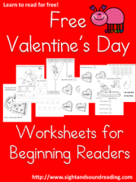 free valentines day worksheets for kids for kids