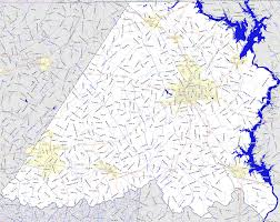 North Carolina Road Map Bridgehunter Com Stanly County North Carolina