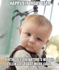 Funny Birthday Memes For Brother - happy birthday meme cat memes funny brother meme happy birthday