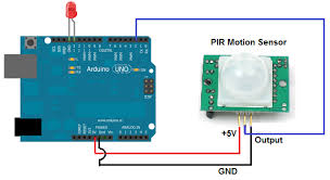Motion Sensors For Lights How To Build A Motion Sensor Light Circuit With An Arduino