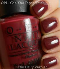 opi the daily varnish page 5