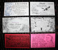 jay brown 25 years of tattoo business cards tattoo artist magazine