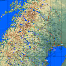 Map Sweden Country Maps Sweden