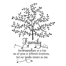 family tree wall quotes decal wallquotes