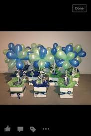 Table Decorating Balloons Ideas 347 Best Balloon Table Center Images On Pinterest Balloon
