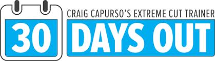 30 days out craig capurso s cut trainer
