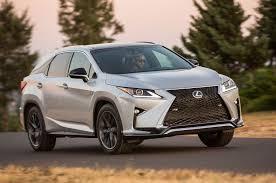 lexus rx f sport hybrid 2016 lexus rx review