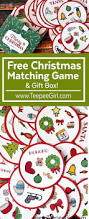 thanksgiving bingo free free christmas matching printable game
