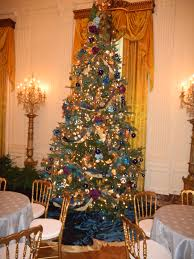 tree branch decorations in the home christmas decorating at the white house installation todd