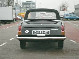 peugeot 404 coupe 1962 peugeot 404 cabriolet while driving it was long time u2026 flickr