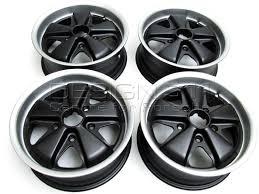 porsche 911 fuchs replica wheels buy porsche 911 912 1965 1989 fuchs wheels 15 matt finish