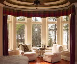 Drapery Designs For Bay Windows Ideas Bay Window Curtains Ikea Blinds For Bay Windows Designs Bay Window