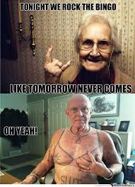 Granny Meme - rmx party hard granny by lbcrazy meme center