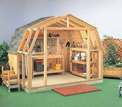 Gambrel Roof Pole Barn Plans Gambrel Roof It A Typical Dutch Colonial Architecture This Style
