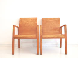 Hallway Furniture Ireland by 403 Hallway Chairs By Alvar Aalto For Finmar Set Of 2 For Sale At