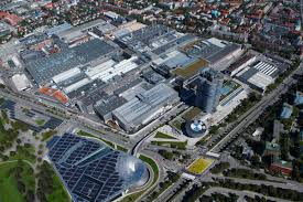 bmw factory bmw production plant in munich eurocar news