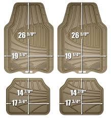 Rubber Floor Mats For Kitchen Car Mats Floor Mats Amazon Com