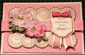 Anna Griffin Card Making - 125 cardmaking tutorial anna griffin traditional pretty pink