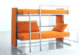 sofa that turns into a bed compact bunk beds bonbon compact living bonbons doc sofa turns into