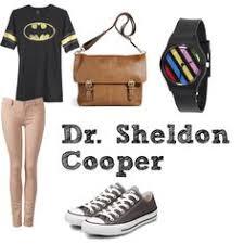 Sheldon Cooper Halloween Costume Halloween Costumes Dr Sheldon Cooper Big