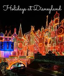 experience holidays at disneyland the most magical time of the
