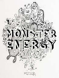 monster energy coloring pages awesome fox logo coloring pages